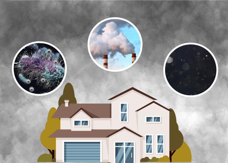 Ô nhiễm không khí từ ngoài trời